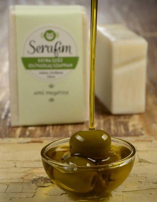 Extra szűz olívaolaj szappan