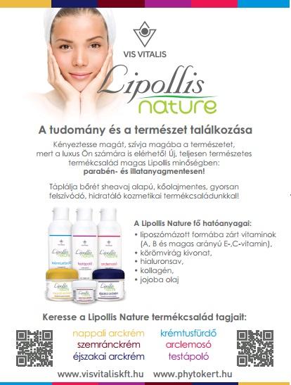Lipollis Nature - Testápoló