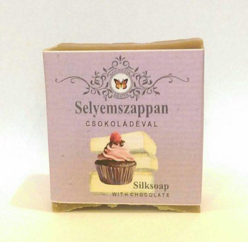 Selyemszappan - Csokoládéval és Fahéjjal