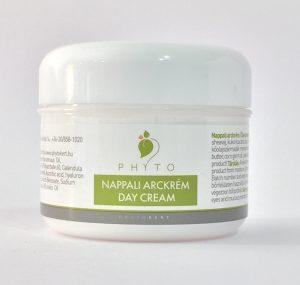 PhytoKert Nappali arckrém - Természetes fényvédelemmel