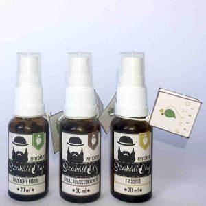 PhytoKert Szakállolaj - Frissítő 20 ml