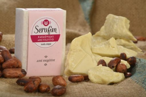 Körömvirág Geránium szappan