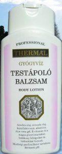 Thermal Harkányi Gyógyvíz Testápoló Balzsam