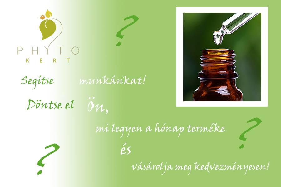 e8fabaafde A hónap termékei: Vásárlóink kedvencei! – 20% kedvezménnyel | Phytokert