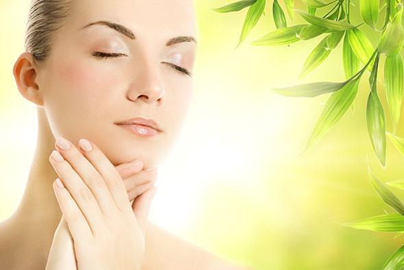 Kék-Lukács botox hatású kozmetikai termékcsalád ekcémásoknak