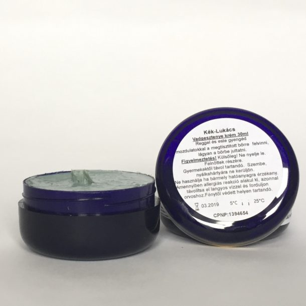 Kék-Lukács Vadgesztenyés krém - Phytokert